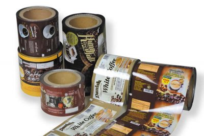 Packaging film printing。