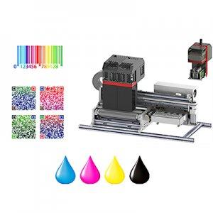 单张彩色UV数码印刷机