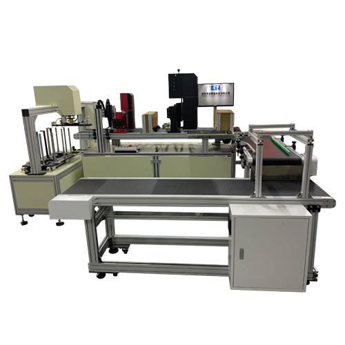 全自动一次性餐盒数码UV印刷机(白+彩)